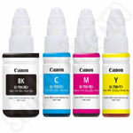 Multipack of Canon GI-590 Ink Bottles