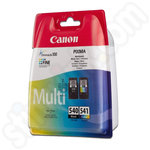 Multipack of Canon PG-540 and CL-541 Inks