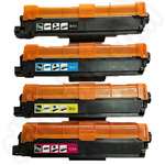 Multipack of Compatible Brother TN243 Toner Cartridges