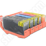 Compatible Multipack of Canon PGi-520 and CLi-521 ink cartridges