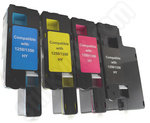 Compatible Multipack of High Capacity Dell 1250/1350 Toners