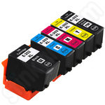Compatible Multipack of High Capacity Epson 202XL Ink Cartridges