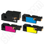 Compatible Multipack of High Capacity Epson S05061 Toner Cartridges
