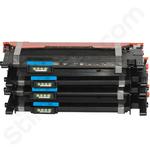 Multipack of Compatible HP 117A Toner Cartridges