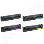 Compatible Multipack of HP 205A Toner Cartridges