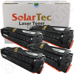 Compatible Multipack of Samsung CLT-504S Toner Cartridges