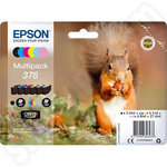 Multipack of Epson 378 Ink Cartridges