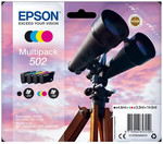Multipack of Epson 502 Ink Cartridges