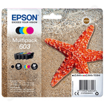 Multipack of Epson 603 Ink Cartridges
