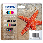 Multipack of Epson 603XL Black and 603 Colour Ink Cartridges