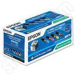 Multipack of Epson C1100 Toner Cartridges