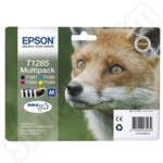 Multipack of Epson T1285 Ink Cartridges