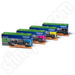 Multipack of High Capacity Brother TN247 Toner Cartridges