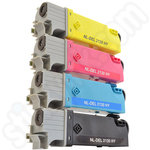 Compatible Multipack of High Capacity Dell 2130 Toners