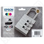 Multipack of High Capacity Epson 35XL Ink Cartridges