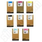 Multipack of High Capacity Epson 7800/9800 Ink cartridges