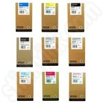 Multipack of High Capacity Epson T603 Ink Cartridges