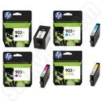 Multipack of High Capacity HP 903XL Ink Cartridges