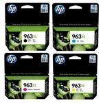 Multipack of High Capacity HP 963XL Ink Cartridges