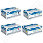 Multipack of High Capacity Samsung CLT-5082L Toner Cartridges