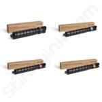 Multipack of High Capacity Xerox 106R04078-81 Toner Cartridges