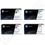 Multipack of HP 655A Toner Cartridges