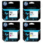 Multipack of HP 711 Ink Cartridges