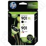 Multipack of HP 901 Ink Cartridges
