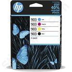 Multipack of HP 903 Ink Cartridges