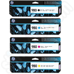 Multipack of HP 980 Ink Cartridges