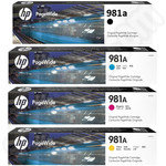 Multipack of HP 981A Ink Cartridges