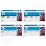 Multipack of HP CE270-3 Toner Cartridges