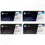 Multipack of HP 307A Toner Cartridges
