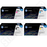 Multipack of HP 308A and 309A-3 Toner Cartridges