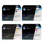 Multipack of HP Q5950-3 Toner Cartridges