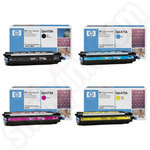 Multipack of HP Q6470-3 Toner Cartridges
