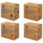 Multipack of Konica Minolta TNP48 Toner Cartridges