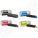 Multipack of Kyocera Mita TK-580 Toner Cartridges
