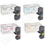 Multipack of Kyocera TK-5240 Toner Cartridges