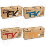Multipack of Kyocera TK-5270 Toner Cartridges