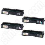 Multipack of Kyocera TK150 Toner Cartridges