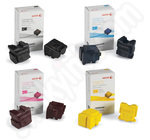 Multipack of Original Xerox ColorQube Solid Inks (2 Blacks)
