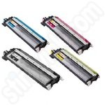 Remanufactured Multipack of High Capacity Brother TN328 Toner Cartridges