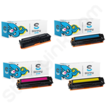 Remanufactured Multipack of HP 305 Toner Cartridges