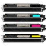 Remanufactured Multipack of HP 826A Toner Cartridges