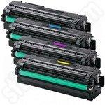 Remanufactured Multipack of Samsung 505L Toner Cartridges