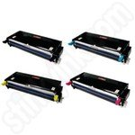 Remanufactured Multipack of Xerox 106R01192-5 Toner Cartridges