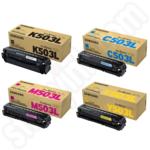 Multipack of Samsung 503L Toner Cartridges