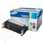 Multipack of Samsung CLP 4092S Toner Cartridges