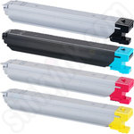 Remanufactured Multipack of Samsung CLT-809S Toner Cartridges